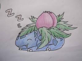 2 - Ivysaur by Aurora-Ghost