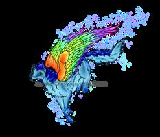 Rainbowwww by Aurora-Ghost