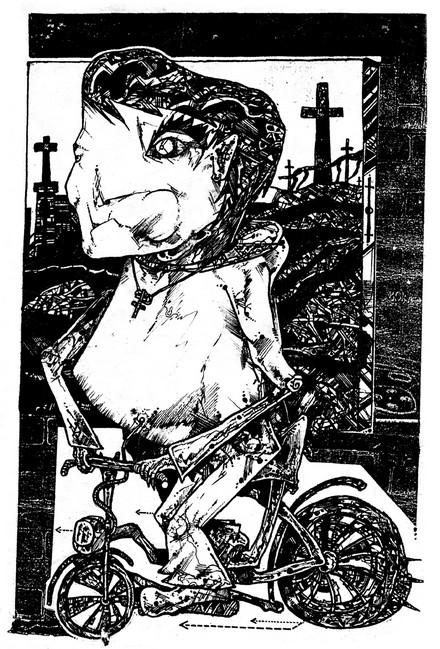 Mutant biker-1996