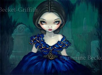 Belle of Bonaventure by jasminetoad