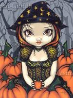 A Pumpkin Gift by jasminetoad