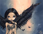 Black Winged Angel
