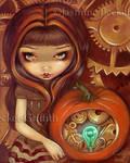 A Clockwork Pumpkin