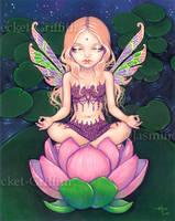 Lotus Fairy by jasminetoad