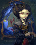I Vampiri:  Bellissimo Letto by jasminetoad