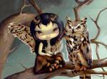 Owlyn by jasminetoad