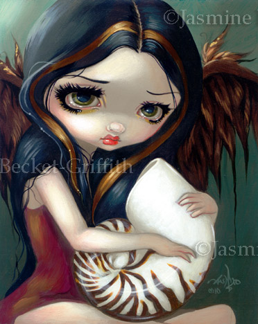 Nautilus Angel by jasminetoad