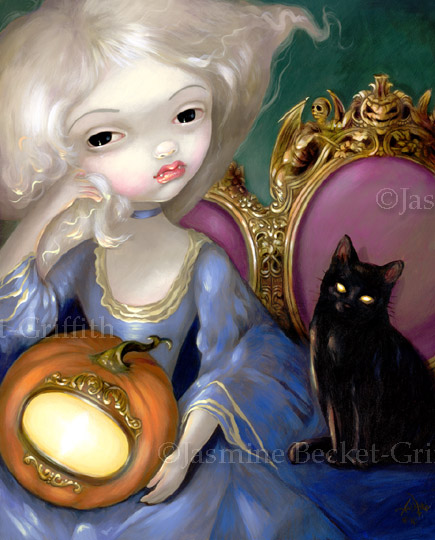Les Vampires: Lanterne-Citroui by jasminetoad