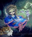 Alice in Fragonard's Swing