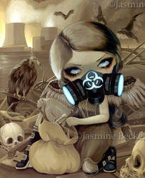 Scavengers by jasminetoad