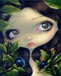 Poisonous Beauties I: Belladonna by jasminetoad