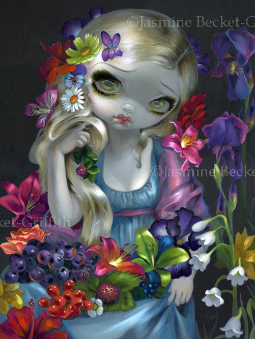 Flora by jasminetoad