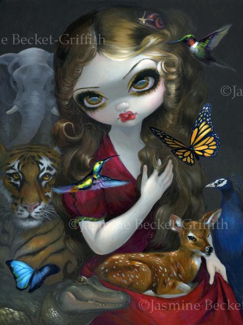 Fauna by jasminetoad