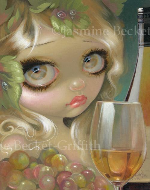 Spirits of the Vine: Chardonnay by jasminetoad