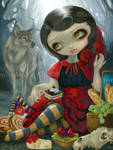 Red Riding Hood's Picnic