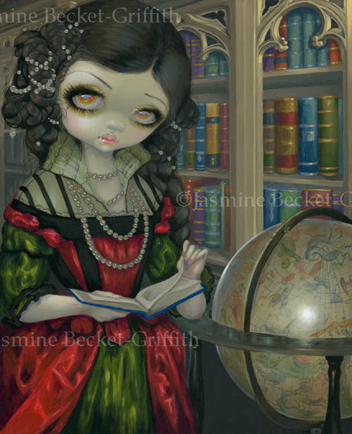 I Vampiri: La Libreria by jasminetoad