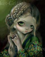 Guinevere Had Green Eyes by jasminetoad