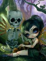 Eve and Rib by jasminetoad