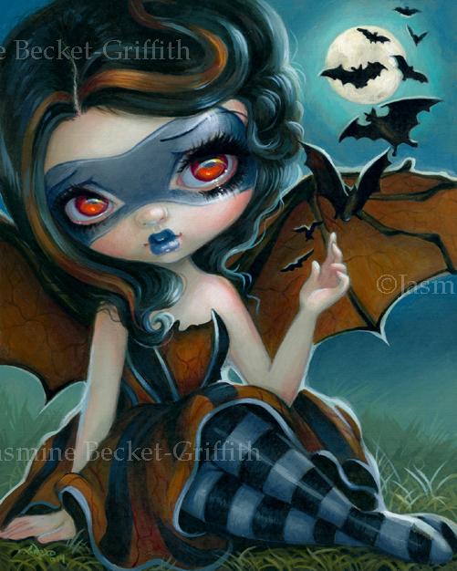 Pipistrello by jasminetoad