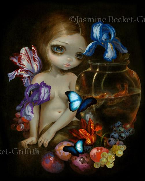 Stilleven IX: Vissen by jasminetoad
