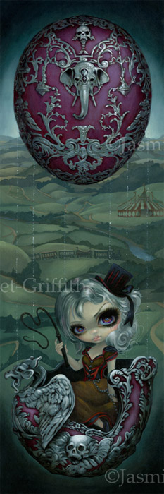 Circus Chariot by jasminetoad