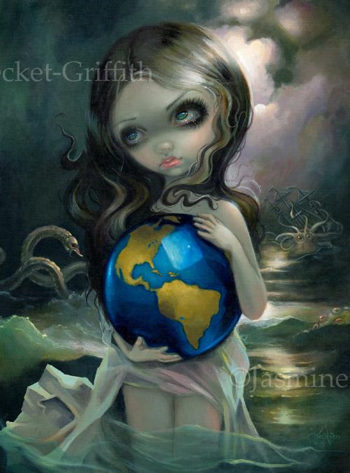 The World by jasminetoad