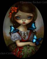 Milagros:  Mariposas by jasminetoad