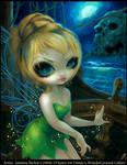 Tinker Bell at Skull Rock