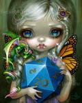 20 Sided Dice Fairy
