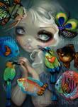 Poissons Volants:  Les Oiseaux