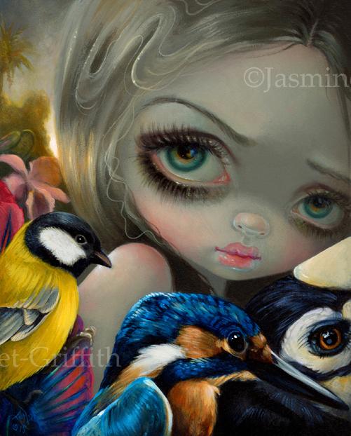 Birdsong 1 by jasminetoad