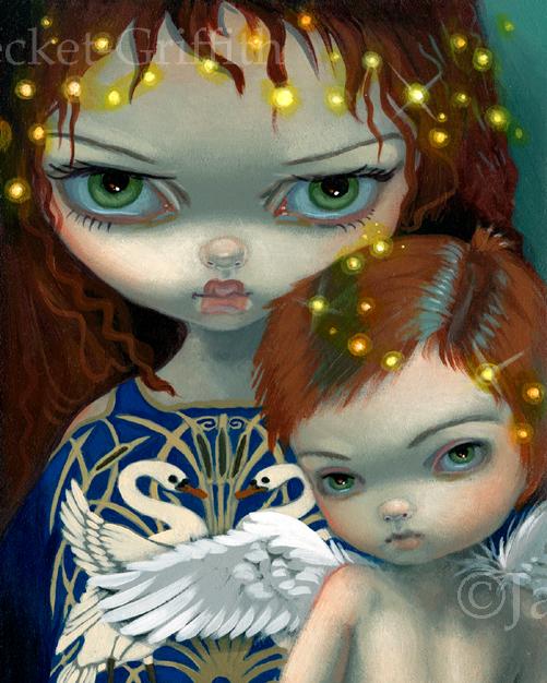 Children of Lir by jasminetoad