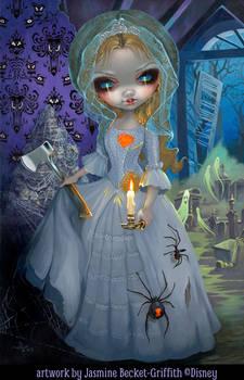 Haunted Mansion The Bride Returns