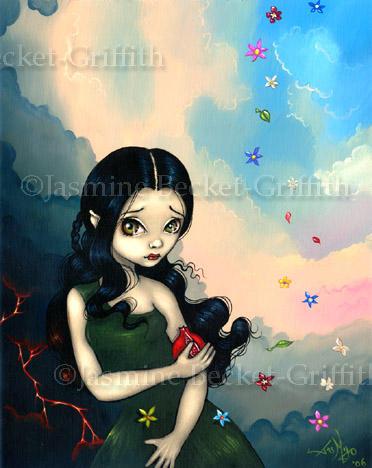 Persephone by jasminetoad