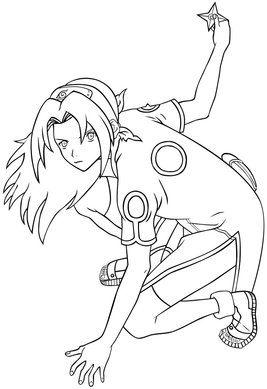 Image Result For Boruto Coloring Pages