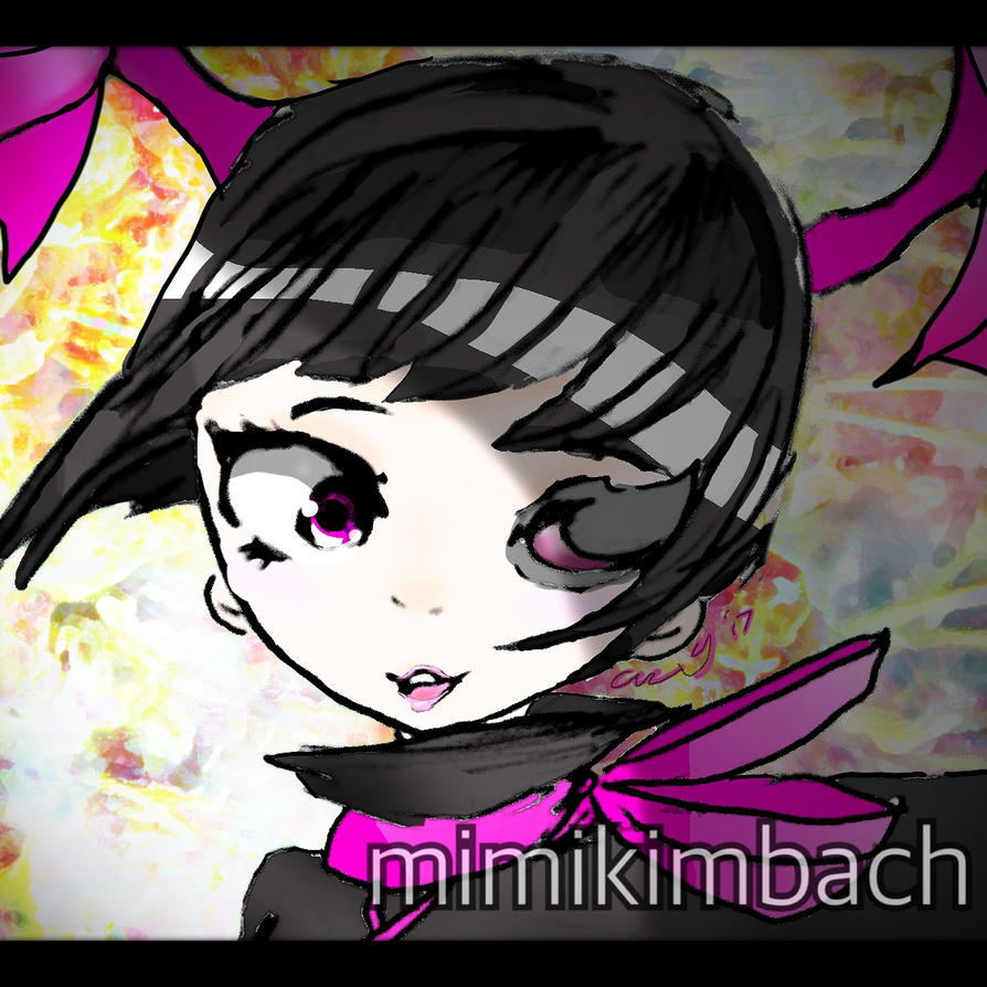 OC : Diana by mimikimb