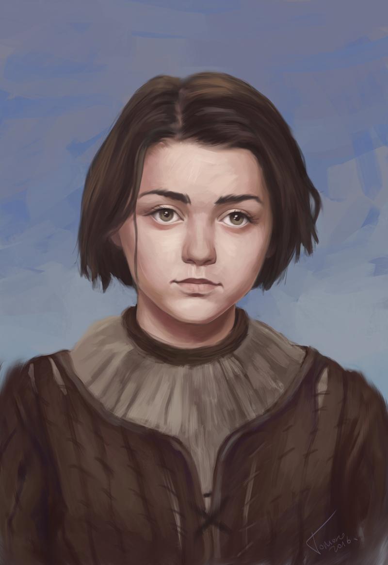 Arya by TychyTamara