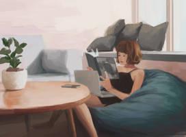 Study 03 by TychyTamara
