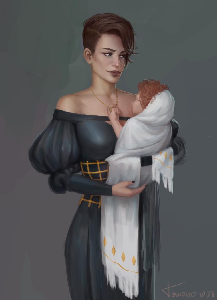 Morgan Commission by TychyTamara