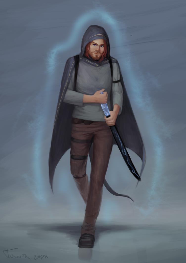 Rimir Frostwood by TychyTamara
