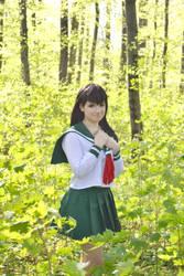 Kagome - Fukai Mori by Ravelcoplay