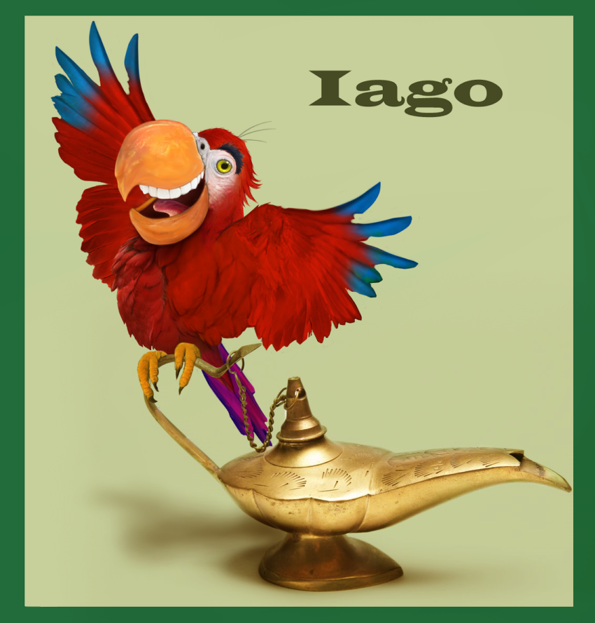 how unwanted is normally iago