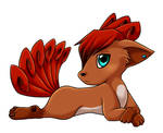 Sephrik the Vulpix