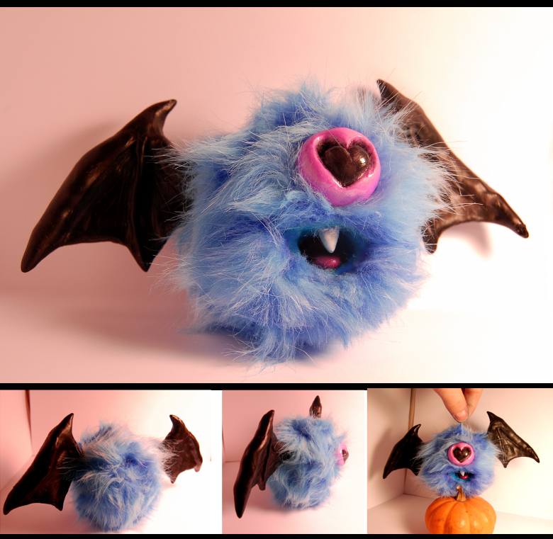 Real Life Woobat Pokemon by Nestly