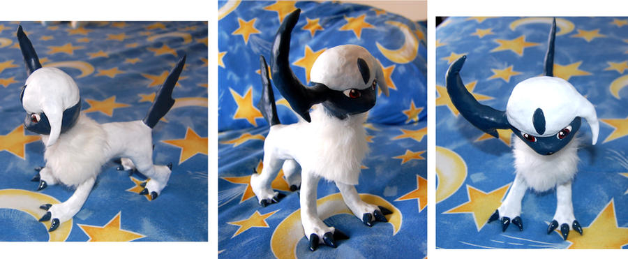 Real Life Absol Pokemon by Nestly