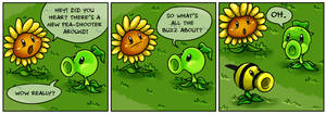Punny Sunny - Plants vs Zombies - 2