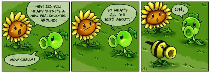 Punny Sunny - Plants vs Zombies - 2