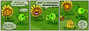 Punny Sunny - Plants vs Zombies - 3
