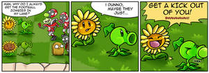 Punny Sunny - Plants vs Zombies - 4