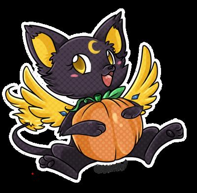 Luna Pumpkin Loves by Nestly